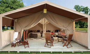 safaritent camping bella italia
